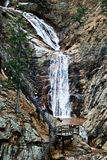 Seven Falls in Colorado Springs Stock Image