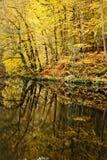 Seven Lakes. National park at Turkey Stock Photography