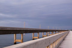 Seven Mile Bridge Royalty Free Stock Image