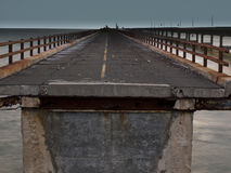 Seven Mile Bridge Royalty Free Stock Photo