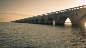 Seven Mile Bridge Royalty Free Stock Photography