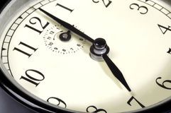 Seven o'clock Stock Images