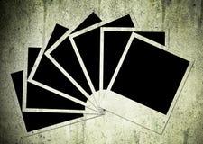 Seven photos Stock Image
