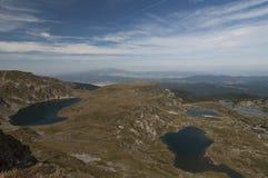Seven Rila Lakes, Bulgaria Stock Photography