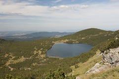 Seven Rila Lakes, Bulgaria Stock Images