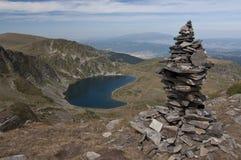 Seven Rila Lakes, Bulgaria Royalty Free Stock Photography