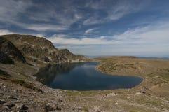 Seven Rila Lakes, Bulgaria Royalty Free Stock Photos