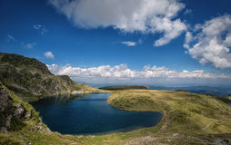 The Seven Rila Lakes Royalty Free Stock Photography