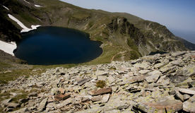 Seven Rila Lakes Royalty Free Stock Image