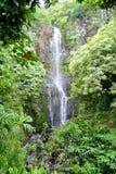 Seven Sacred Pools of Ohio, Maui, Hawaii stock image