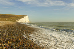 Free Seven Sisters Cliff. Stock Photography - 38811262