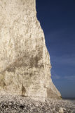 Seven Sisters cliff in East Sussex, England. Stock Photography
