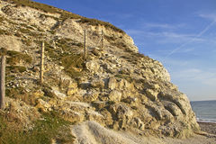 Seven sisters cliff, English Channel. Royalty Free Stock Photo