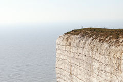 Seven Sisters cliffs, England. Royalty Free Stock Photos