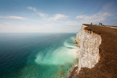 Seven Sisters cliffs, UK. Stock Photography