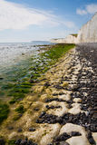 Seven Sisters cliffs, UK. Royalty Free Stock Photos