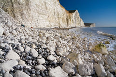Seven Sisters cliffs, UK. Stock Image