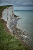Seven Sisters cliffs, United kingdom Stock Photo