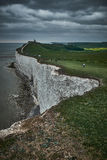 Seven Sisters cliffs, United kingdom Stock Images