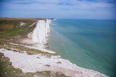 Seven Sisters country park Royalty Free Stock Images