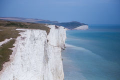 Seven Sisters country park Stock Images