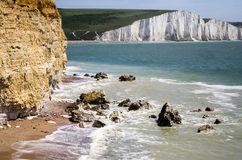 Seven sisters Royalty Free Stock Photography