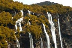 Seven Sisters Falls Royalty Free Stock Photo