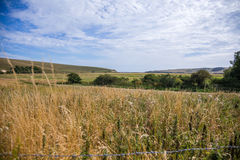 Seven sisters landscape Stock Photo