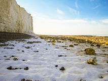 Seven Sisters National Park, East Sussex, England Royalty Free Stock Photography