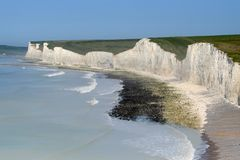 seven sisters Royalty Free Stock Image