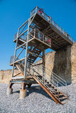 Seven Sisters stairway Royalty Free Stock Image