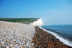 Seven Sisters in UK Royalty Free Stock Photography