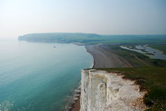 Seven Sisters in UK Royalty Free Stock Photos