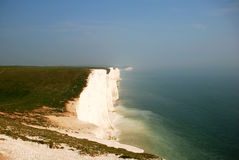 Seven Sisters in UK Stock Photography