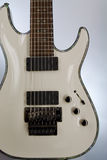 Seven-String Close-up Royalty Free Stock Photos