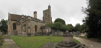 Sevenoaks church, Kent, England Stock Image