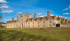 Sevenoaks  Old english mansion 15th century. Classic english country side house. UK Stock Images