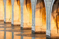 Seventeen-Arch Bridge. Eastphoto, tukuchina,  Seventeen-Arch Bridge Royalty Free Stock Image