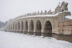 The Seventeen-Arch-Bridge Stock Photos