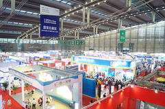 The seventeenth China International Optical Fair Stock Photo