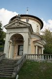 Seventh Chapel at Sacro Monte di Varese. Italy Royalty Free Stock Image