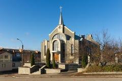 Seventh-day Adventist Church. Uman city,Ukraine Stock Images