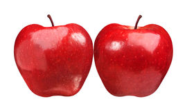 Several apples Royalty Free Stock Image