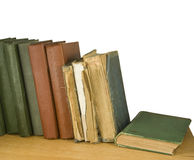 Several books Royalty Free Stock Photo