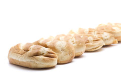 Several bread Stock Photography