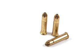 Several bullets Stock Images