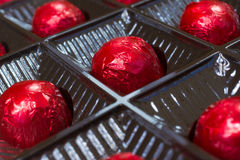 Several chocolates Stock Photography