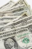 Several foreign notes Stock Photography
