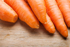 Close-up of carrots Royalty Free Stock Images