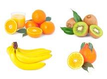 Several Fruits Royalty Free Stock Photo
